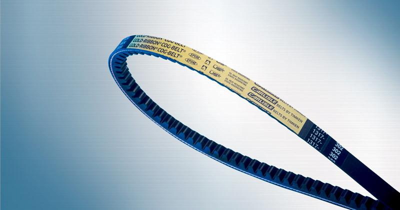 Gold-Ribbon® Cog-Belt® by Carlisle Belts®