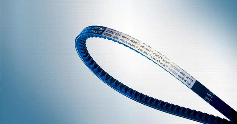 Image showing Super Blue Ribbon V-Belts by Carlisle Belts