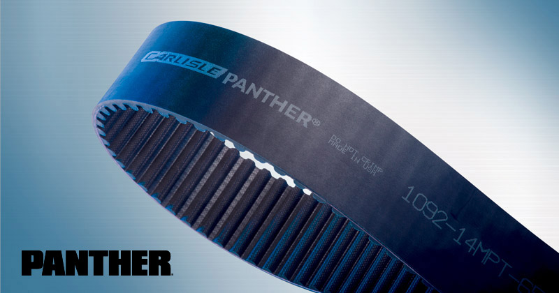 Panther® Belts by CRP