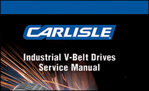 V-Belt Service Manual - Download Here