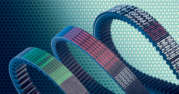 Image Displaying CVT Belts Part of the CRP Drive Belts Range