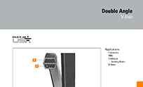 Browse Product Spec & Features in the Double-Angle V-Belt Brochure