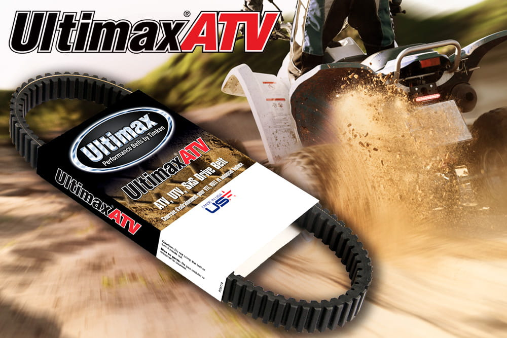 Ultimax® ATV Belts for ATVs