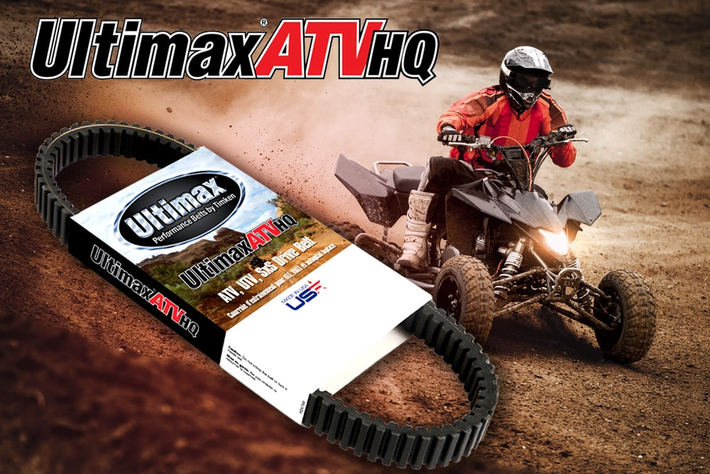 Ultimax® ATV HQ Belts