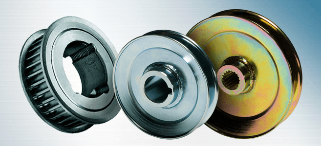 Browse Belt Pulleys, Sprockets, Tensioners & Idlers from CRP