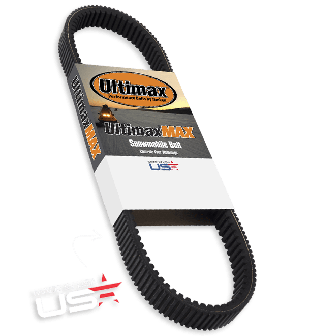 ULTIMAX® MAX | 500cc Snowmobile Belts | Powersports | CRP
