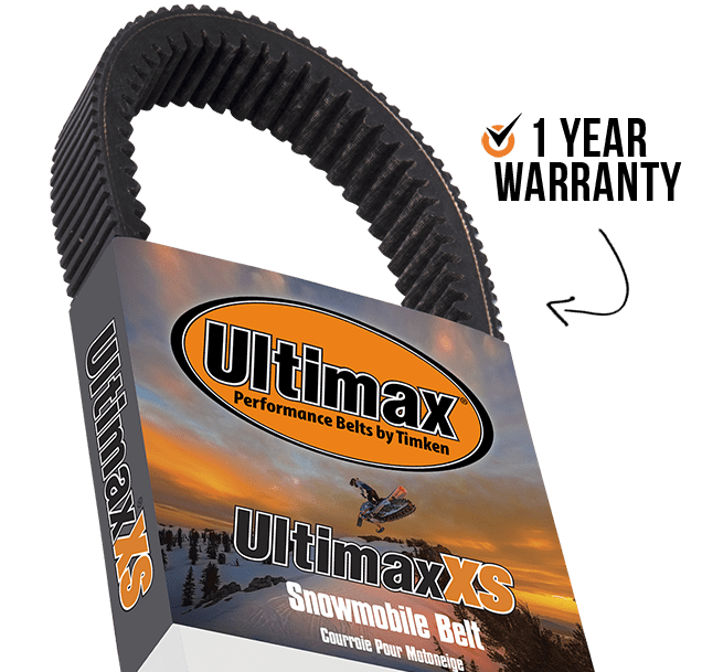 Snowmobile Belts | XS, PRO, MAX | Ultimax® Belts | Powersports | CRP