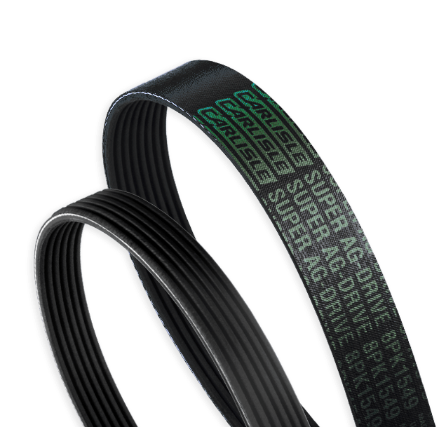 Ribbed Belts by Carlisle® Drive Belts