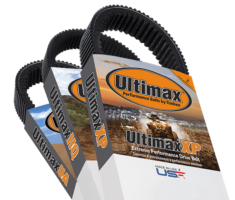 Ultimax® ATV Powersports Belts Range