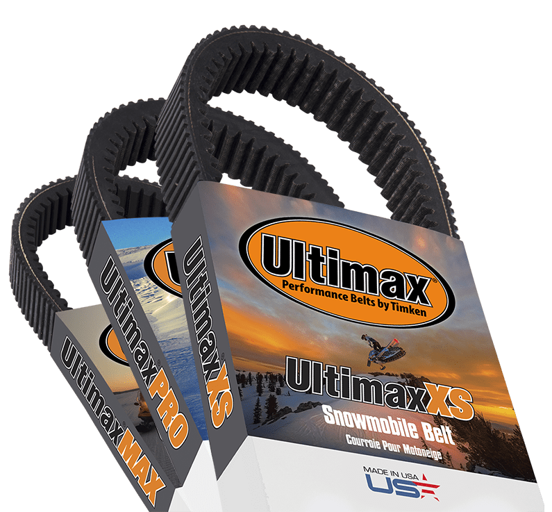 Ultimax® Snowmobile Belts Range