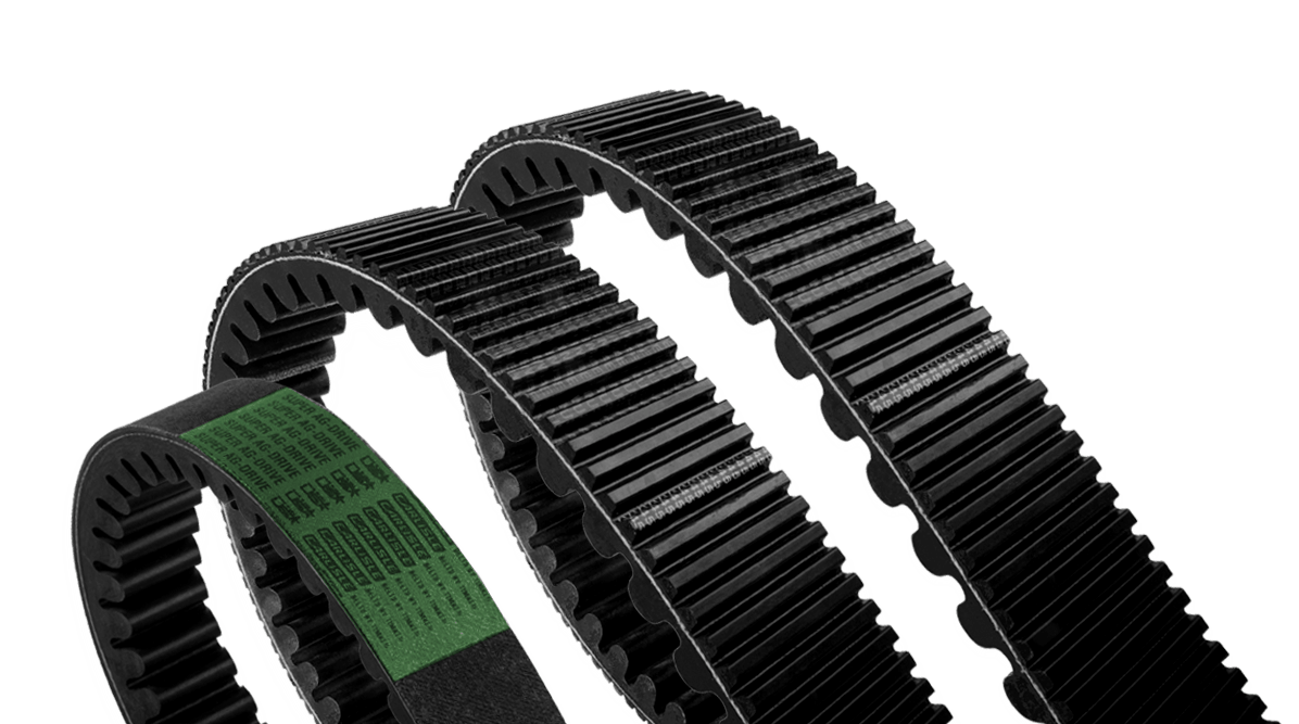 Super AG® Rotor CVT Belts by Carlisle®Belts