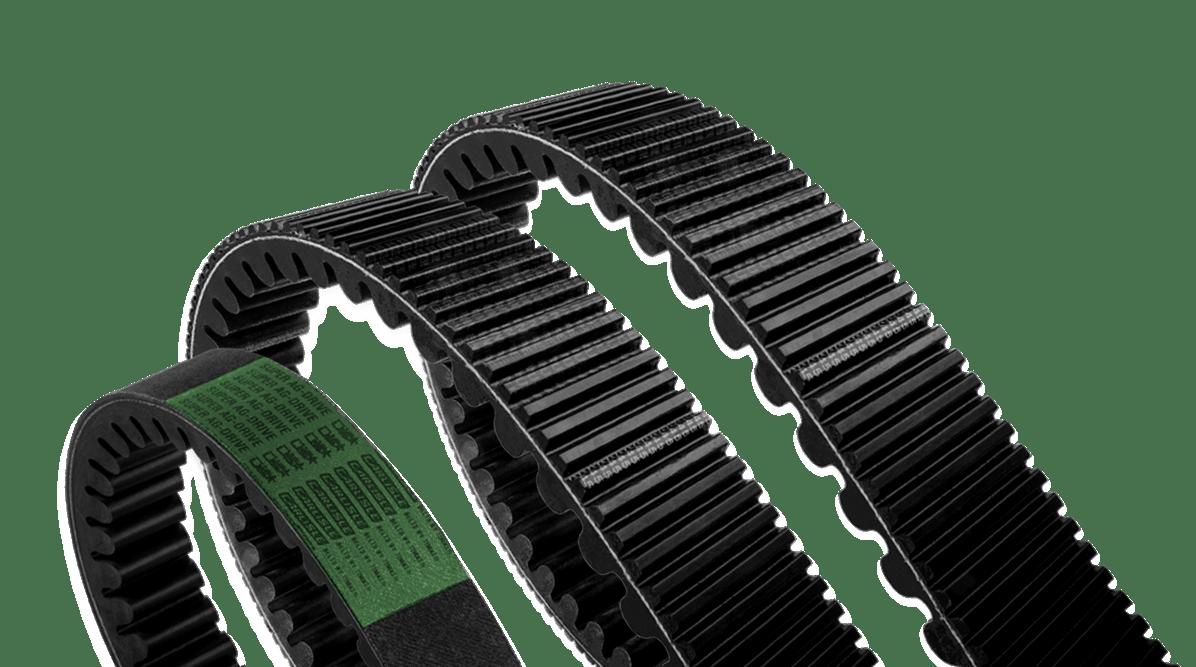 Super AG® Rotor CVT Belts by Carlisle®Belts