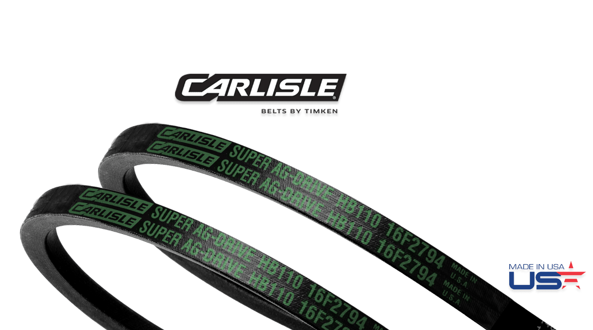 Super AG® V-Belts for Farming Equipment