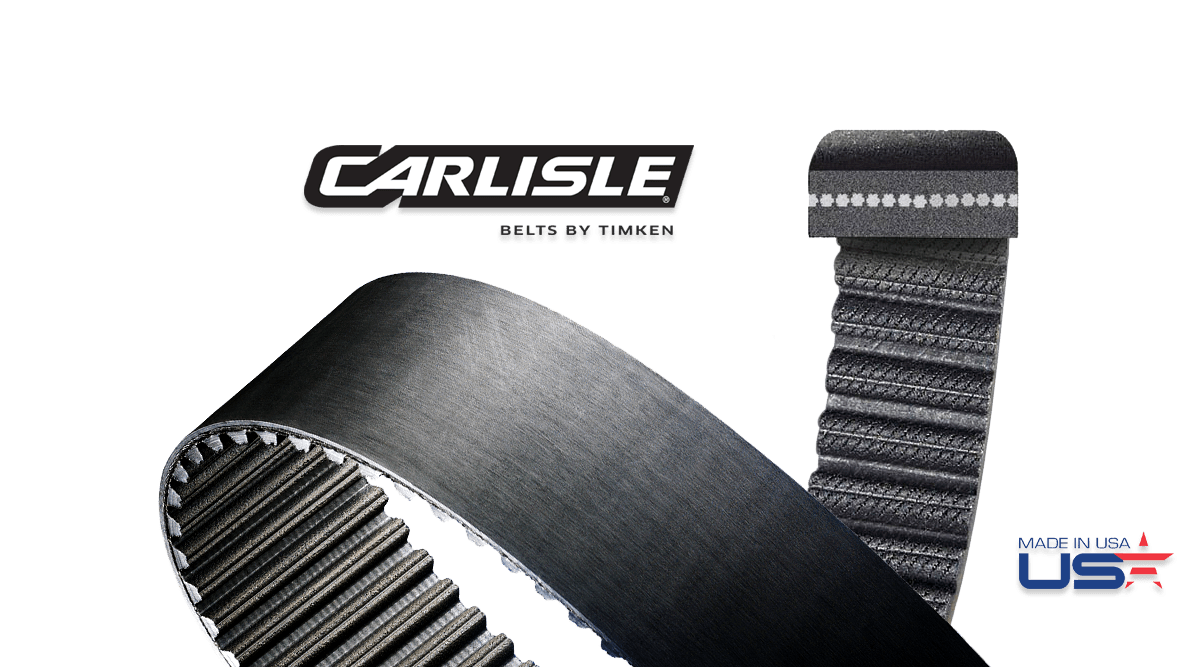 Air Cool Heat Exchange Belts by Carlisle® Belts