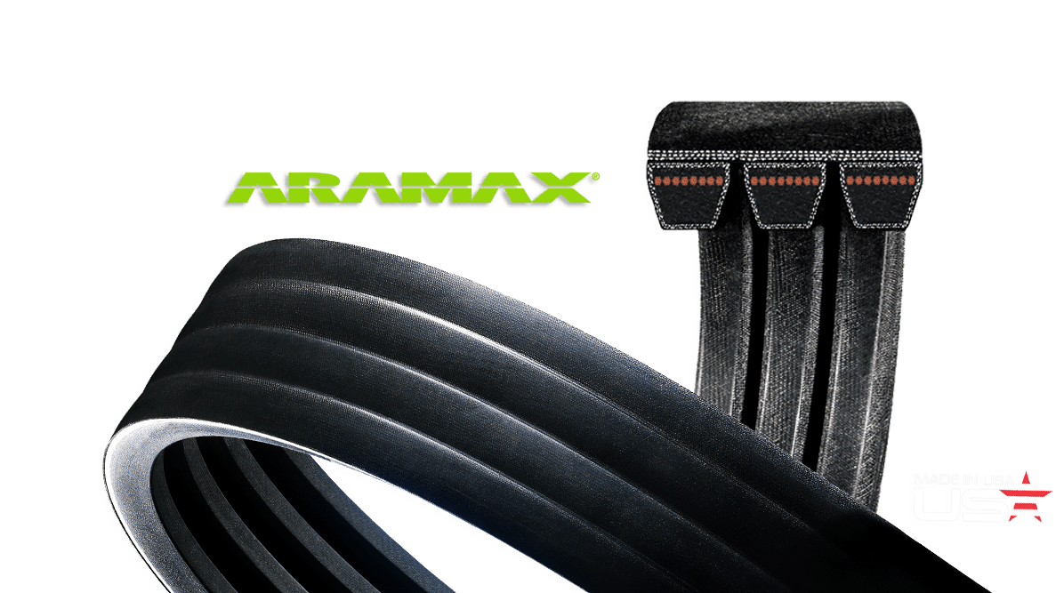 Aramax® Wedge-Band® Banded Belts by Carlisle Belts