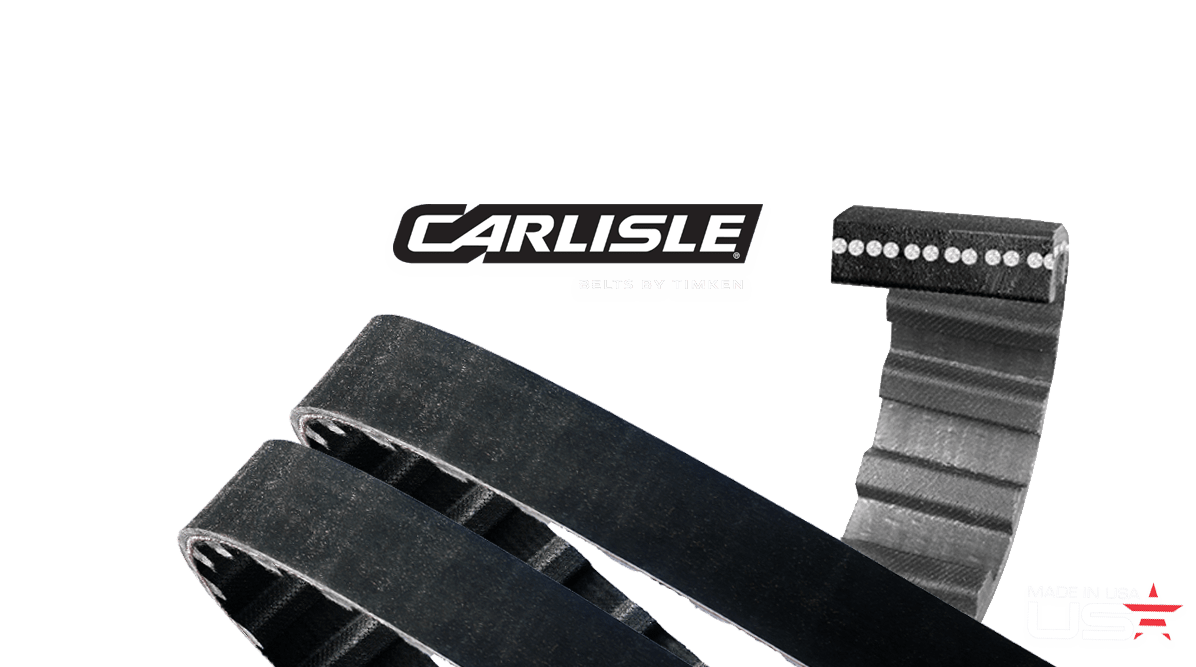 Cotton Drive® Timing Belts by Carlisle® Belts