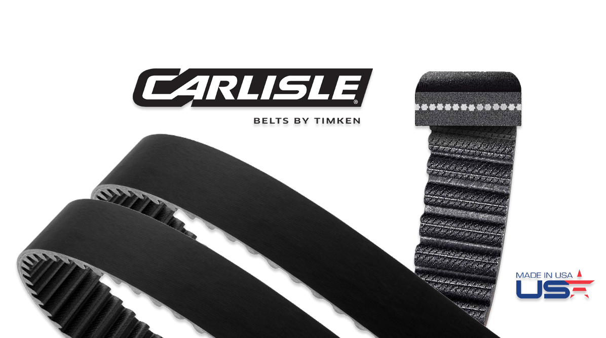 Panther® Timing Belts by Carlisle®Belts