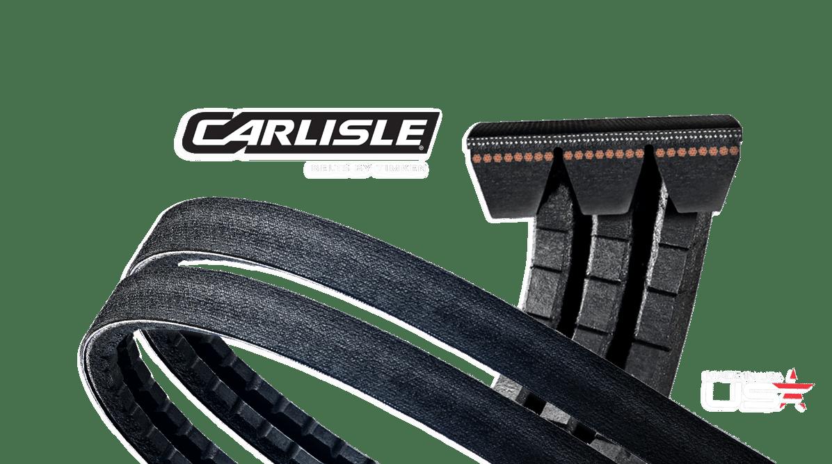 Power-Wedge® Cog-Band® Banded Belts by Carlilse® Belts