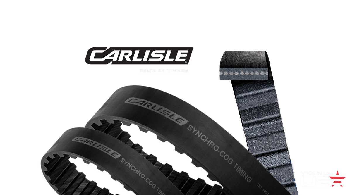 Synchro-Cog® Timing Belts by Carlisle® Belts